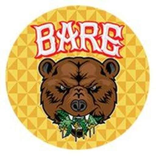 BAREWOODS Bare Extracts - Gucci OG Live Resin Shatter Concentrates Shatter