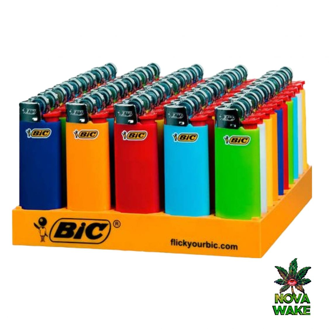 BIC Classic Maxi Lighter Accessories Paper / Rolling Supplies