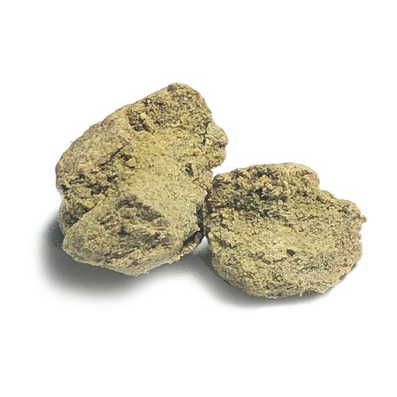 Blonde Dry Sift Hash - Pink Kush Concentrates Hash