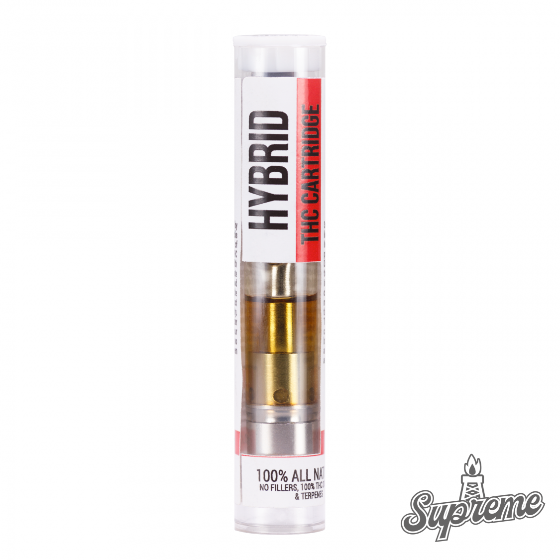 SUPREME GAS LEMON LIME SODA Cartridges Unit Cartridge