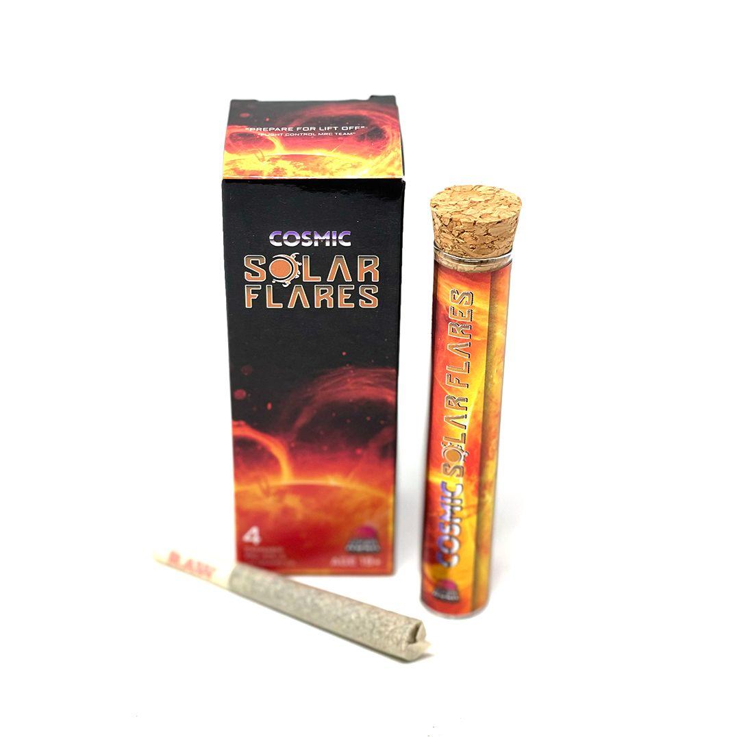 Moonrock Canada Cosmic Solar Flares Pre-roll Pre-rolls Preroll