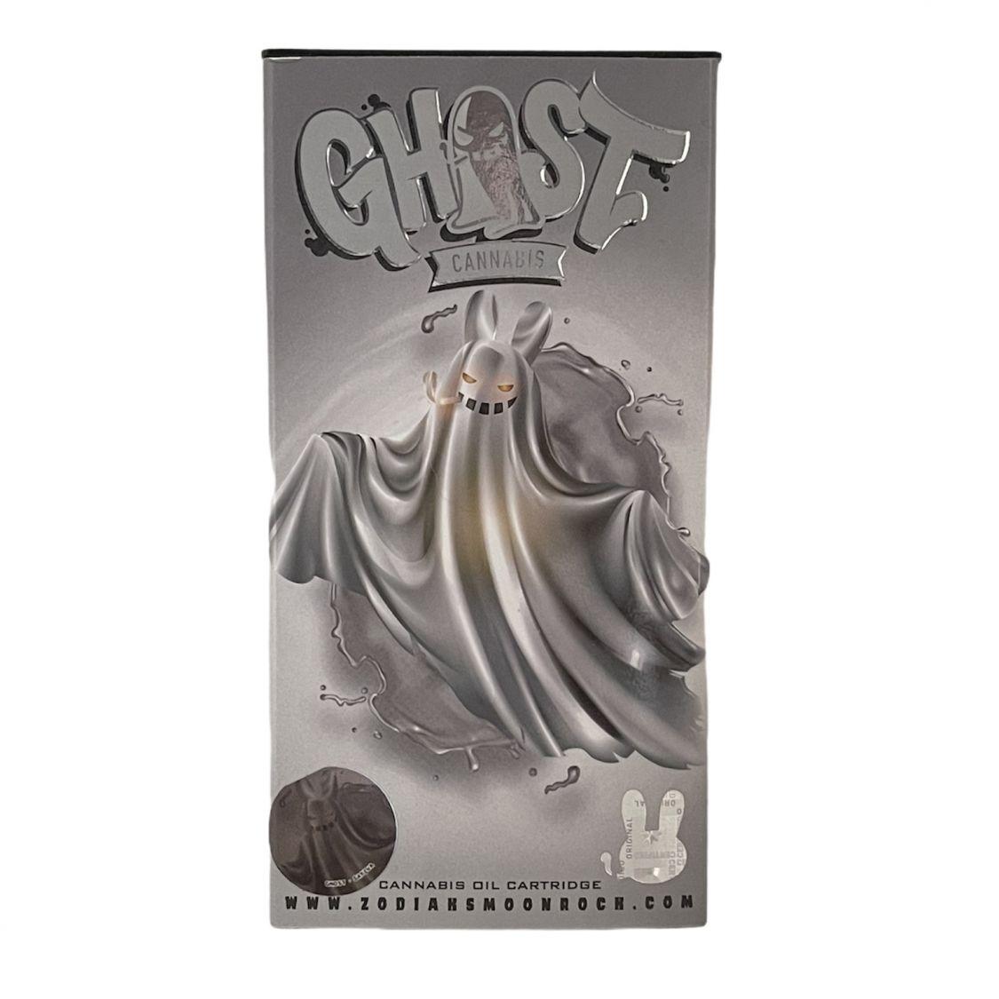 Dr. Zodiak Ghost Cartridge, Sativa Cartridges 510 Thread