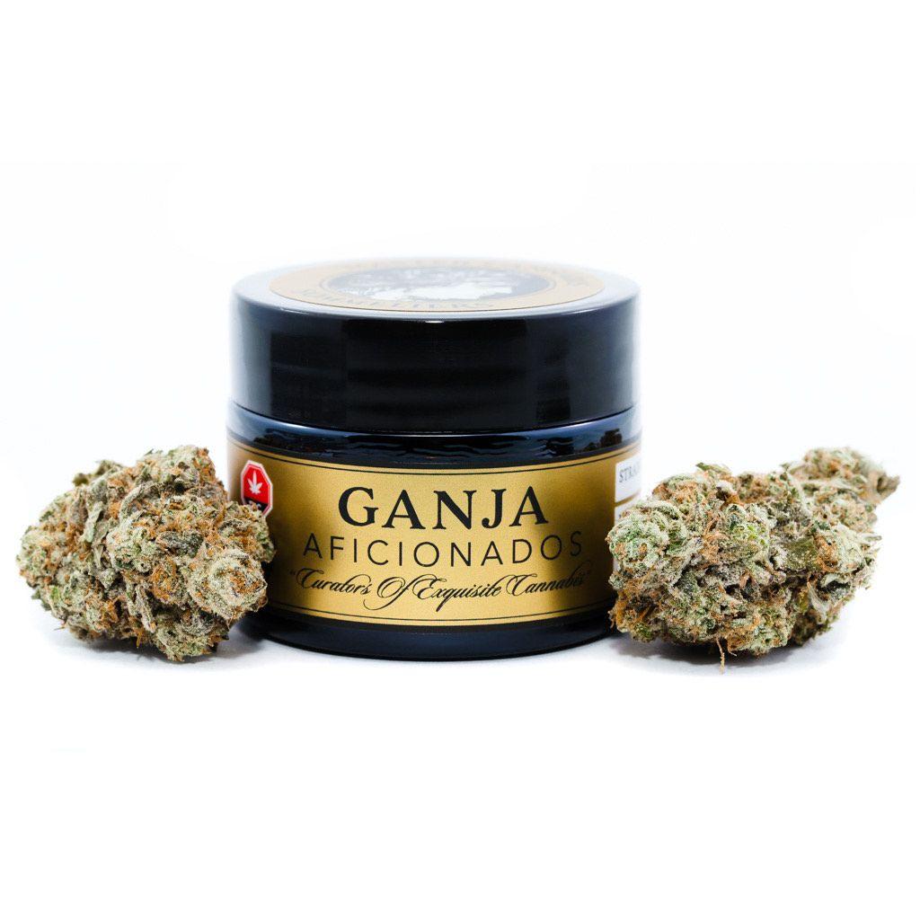GANJA AFICIONADOS' GMO Flower Pre-pack