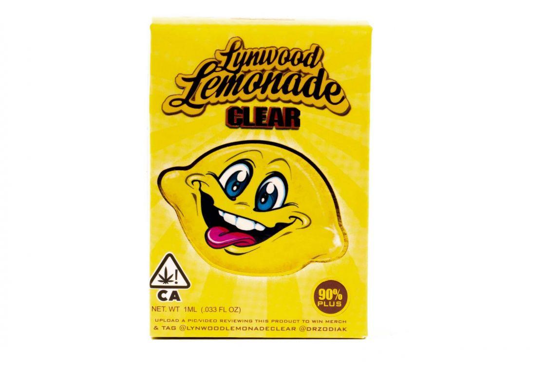 Dr. Zodiak Lynwood Lemonade Cartridge, Sativa Cartridges 510 Thread