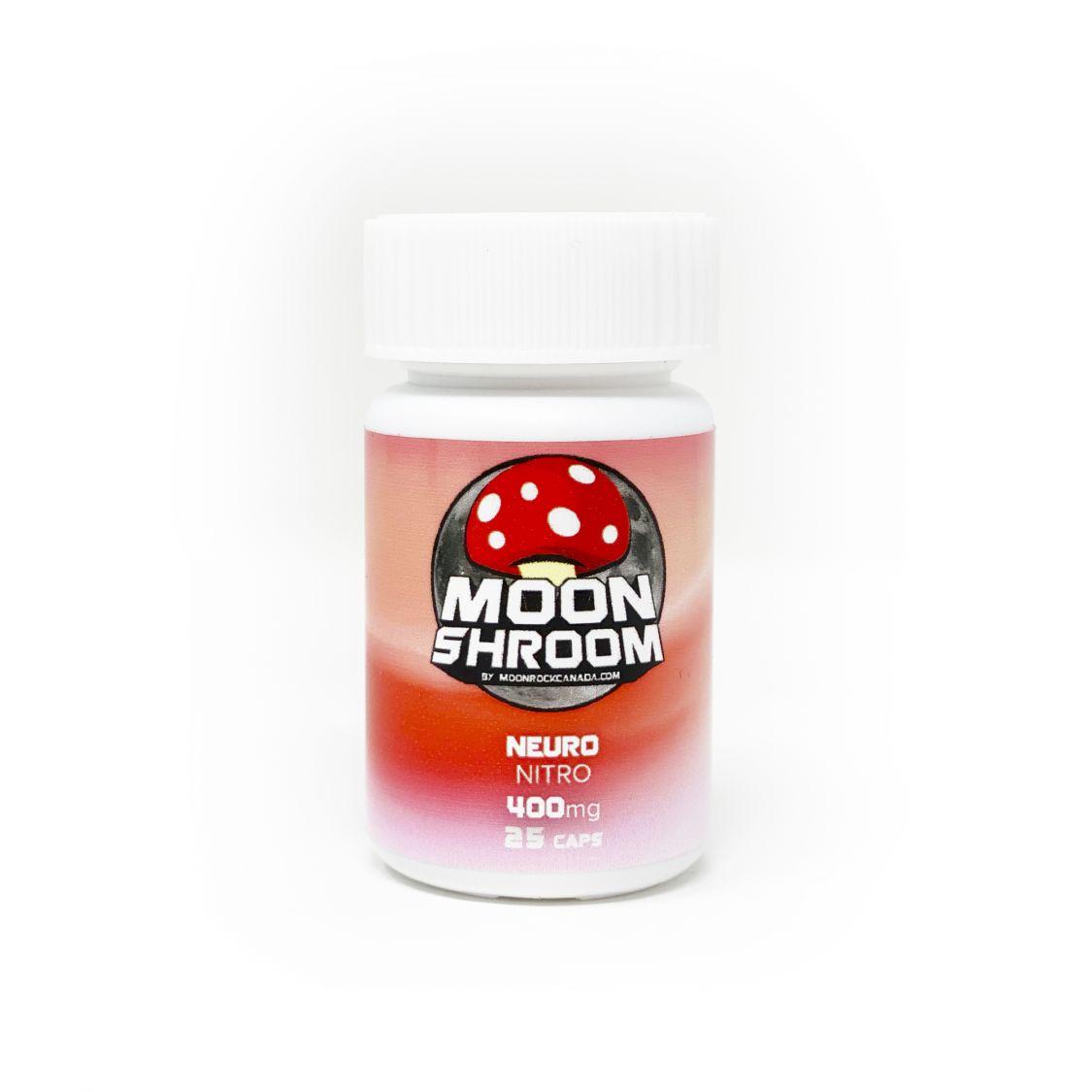 Moonrock Canada Nitro - Moonshroms (300mg) Capsules / Tablets Other