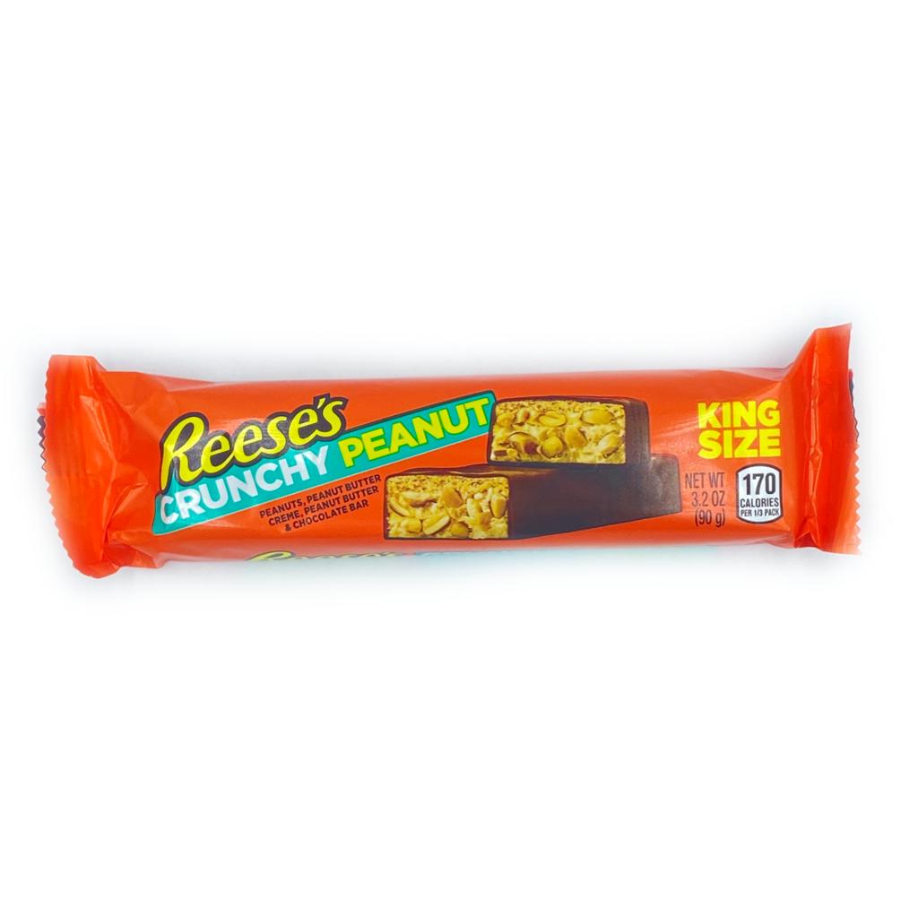 Reese Crunchy Peanut Kingsize Bar Drinks Other