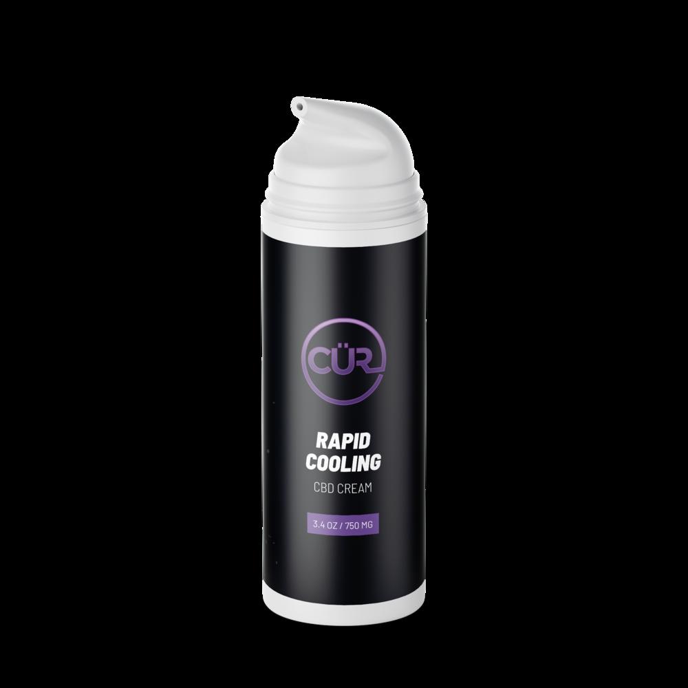 CUR Rapid Cooling Cream Topicals Topicals