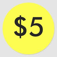 Reward $5 off delivery fee!