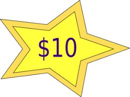Reward $10 off delivery fee!